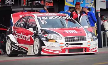 Video: TC2000 Fiat Taraborelli Motorsport diseñado por area75