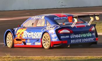 Video: TRV6 Ford Brenson Motorsport diseñado por area75