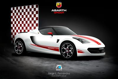 Abarth Spider / Targa (chasis Alfa Romeo 4C)