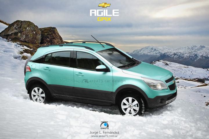 2010 Chevrolet Gpix Concept Car Pictures