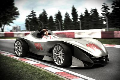 Lanzamos la web del proyecto Mercedes-Benz W100F ganador del concurso 'Flecha de Plata 2011′