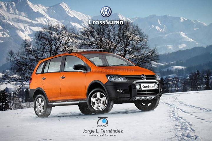 Volkswagen Cross Blue Suv Concept Unveiled Cardekhocom | Autos Weblog